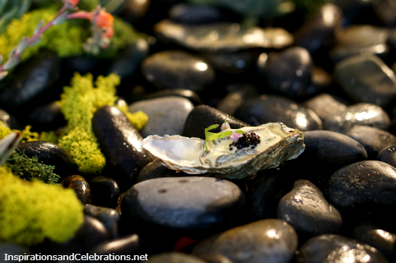 The Best of The Fest - 2016 Pebble Beach Food and Wine Highlights - Oyster Bar from 71Above