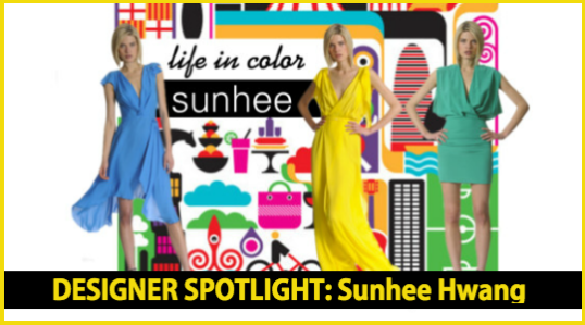 Life in Color – Spotlight on Fashion Designer Sunhee Hwang