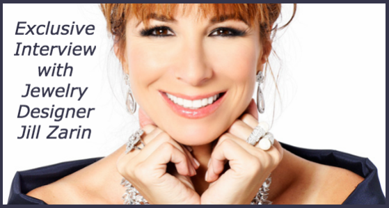 Jill Zarin Jewelry Collection & Exclusive Interview with Jill Zarin