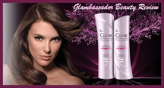 Clear Scalp and Hair Therapy ~ Glambassador Beauty Review