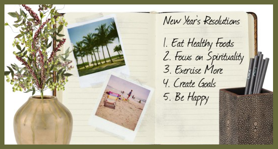 New Year's Resolutions - Featured Image