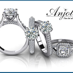 New Custom Bridal Rings Collection By Anjolee