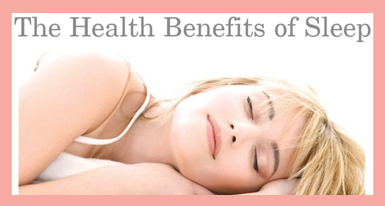 The Health Benefits of Sleep