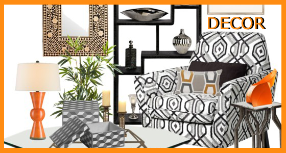 Spring 2013 Home Decor Trend: Geometric Designs