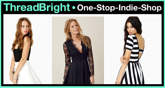 ThreadBright ~ Indie Fashion Shopping Site