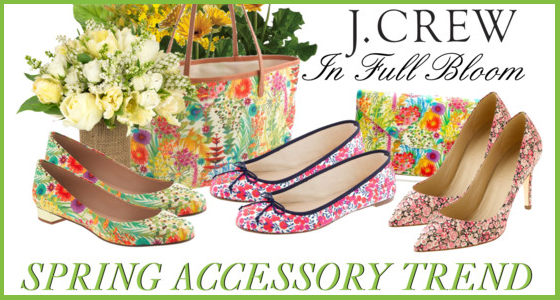 Spring Accessory Trend