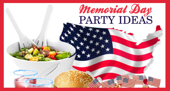 Memorial Day Party Ideas – Entertaining Guide