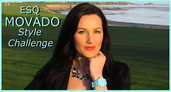 ESQ Movado Style Challenge – Series Part 3