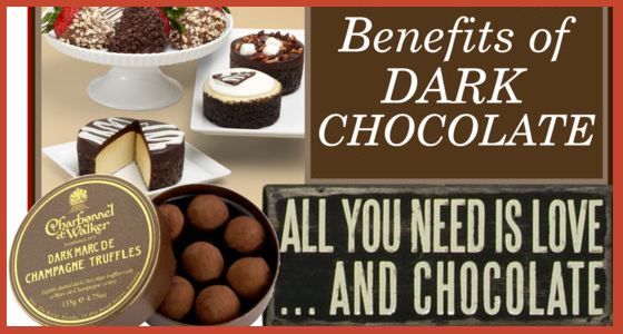 The Health Benefits of Dark Chocolate