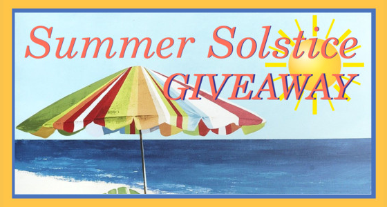 Summer Solstice Giveaway – $25 iTunes Gift Card