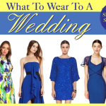 What To Wear To A Wedding – Style Guide 2013 Spring / Summer Edition
