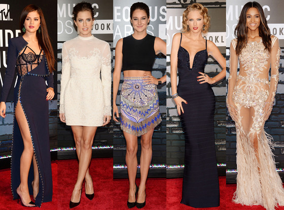 2013 VMA Best Fashion - Top 5 Celebrity Looks