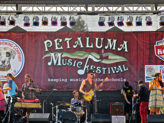 Napa Valley Travel Guide - Summer Edition - Petaluma Music Festival