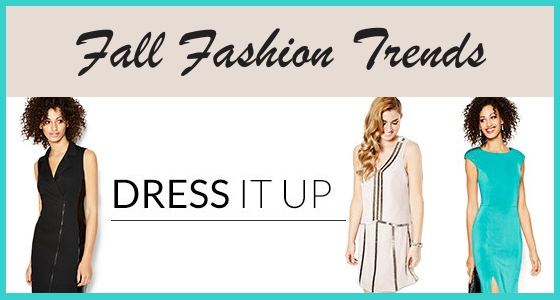 How To Wear Dresses In Fall and Winter