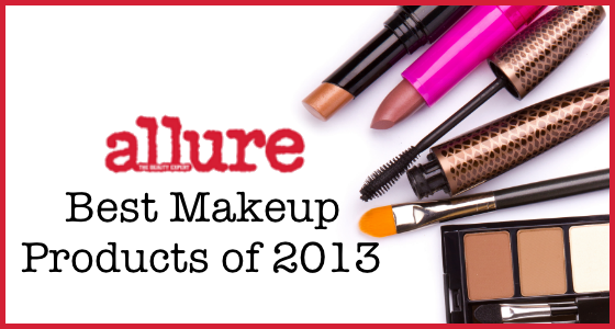 Allure Magazine's Best Makeup Products of 2013