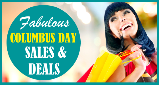 Columbus Day 2013 Sales, Deals, & Coupon Codes
