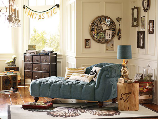 Pottery Barn Teen Home Decor Collection by Emily Meritt