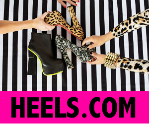 Heels.com Black Friday