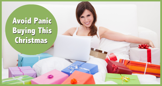 How To Avoid Panic Buying This Christmas