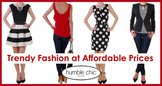 Humble Chic – Trendy Fashion at Affordable Prices
