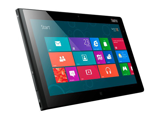 Lenovo ThinkPad Tablet 2 - Intel Tablets