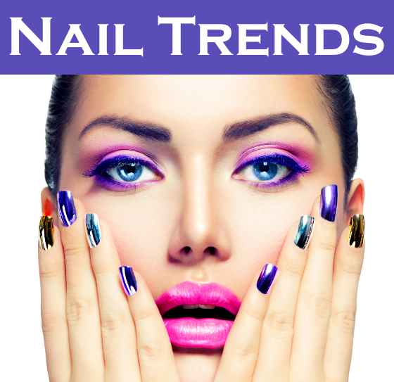 Winter 2014 Nail Trends