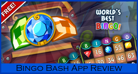 Bingo Bash App Review