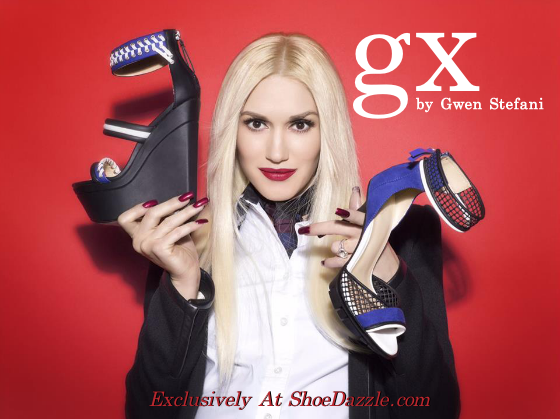 gwen stefani shoedazzle collection offers affordable shoes and bags