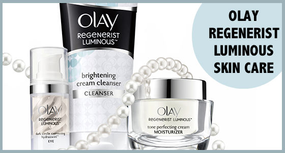 Olay Regenerist Luminous Skin Care