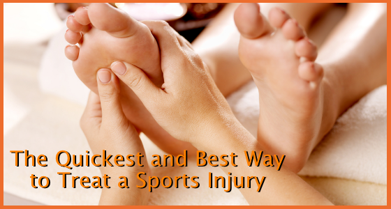 How To Treat a Sports Injury
