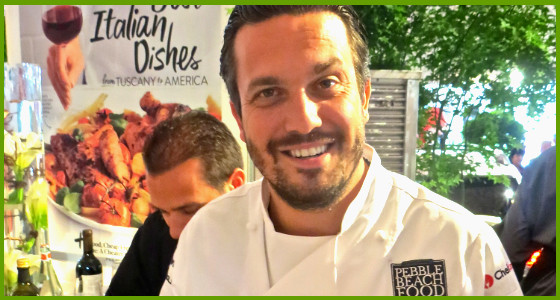 7th Annual Pebble Beach Food and Wine festival
