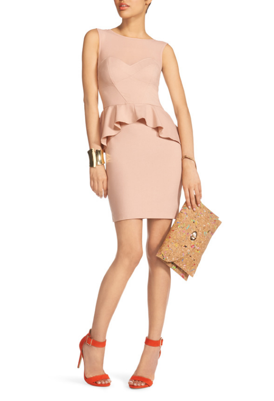 Leisure Clutch JustFab Spring Collection