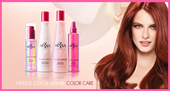 Nexxus Color Assure Hair Products
