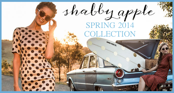 Shabby Apple 2014 Spring Collection