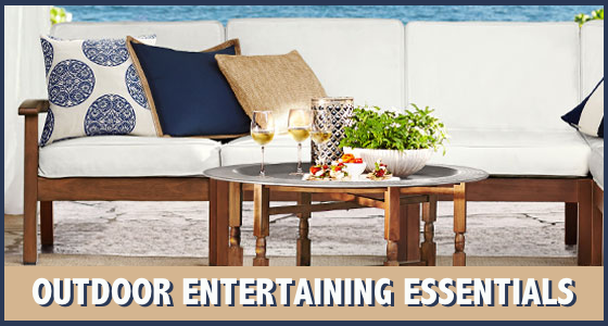 Outdoor Entertaining Essentials – 12 Must-Have Items