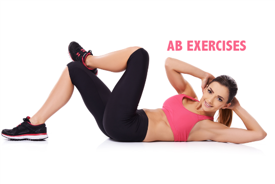 How To Tone Your Lower Body - Ab Exercises