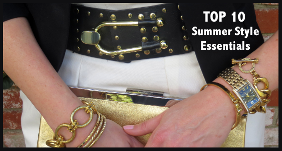 Top 10 Fashion Bloggers Summer Style Essentials