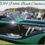 2014 Pebble Beach Concours d'Elegance features Exciting New Highlights & Special Events