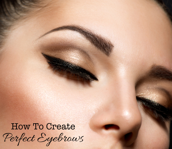 EASY BEAUTY TUTORIAL: How To Create Perfect Eyebrows