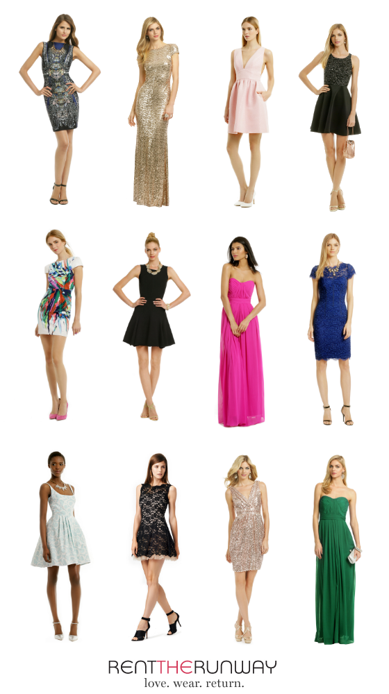 Rent The Runway Popular Dresses