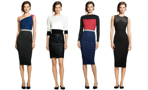 Roland Mouret for Banana Republic Collection Launch