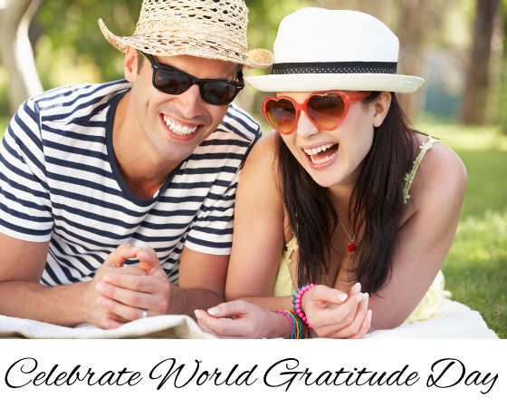 Celebrate World Gratitude Day