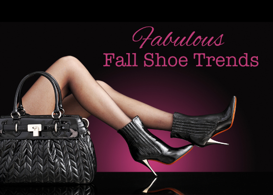 Fabulous Fall 2014 Shoe Trends