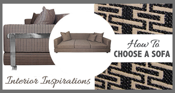 How To Pick A Sofa Mesmerizing With How to Choose a Couch Picture