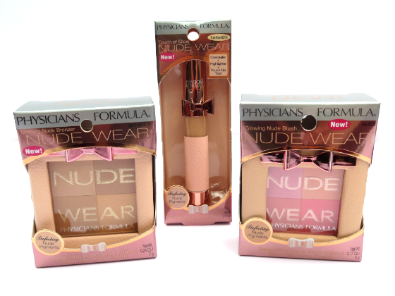 Natural Beauty Giveaway Physicians Formula Nude Wear Makeup