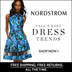 New Fall Dresses at Nordstrom
