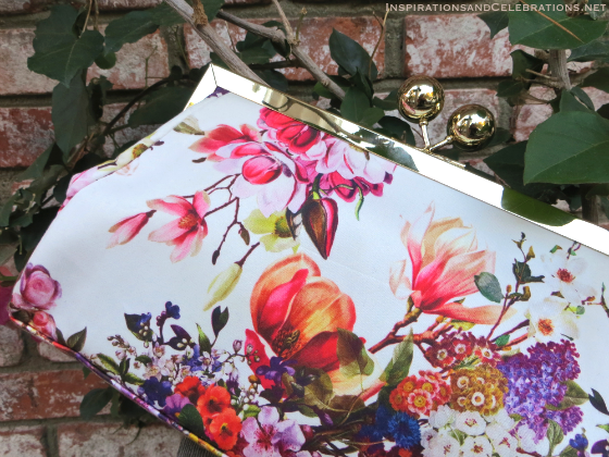 Floral Print Bag from Oasis
