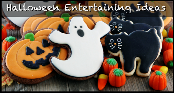 Halloween Entertaining Ideas - Halloween Party