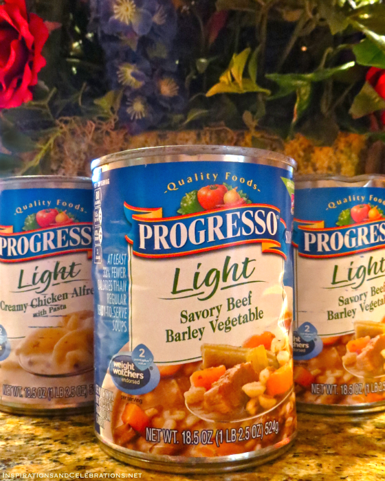 How To Cook Healthy Fall Meals - Progresso Light Soup