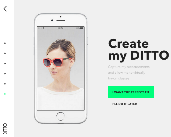 DITTO Helps You Choose The Best Sunglasses For Your Face
